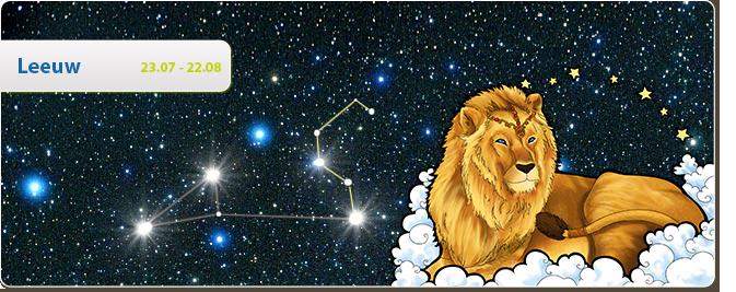Leeuw - Gratis horoscoop van 19 september 2019 paragnosten uit Aalst