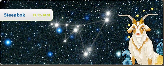 Steenbok - Gratis horoscoop van 1 juni 2020 paragnosten uit Aalst