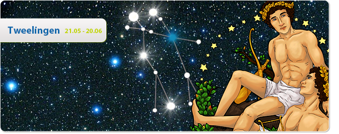 Tweelingen - Gratis horoscoop van 27 mei 2020 paragnosten uit Aalst