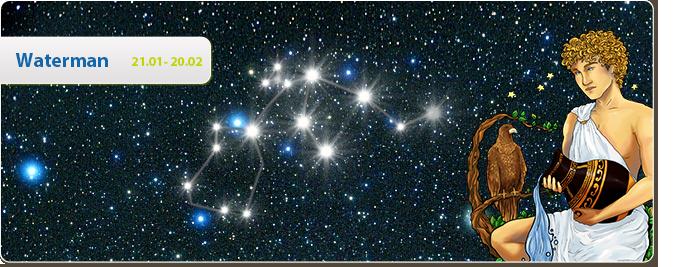 Waterman - Gratis horoscoop van 1 juni 2020 paragnosten uit Aalst