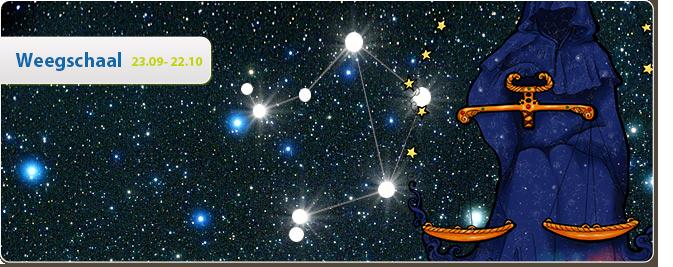 Weegschaal - Gratis horoscoop van 14 oktober 2019 paragnosten uit Aalst